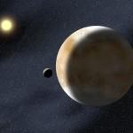 Más grande que Plutón