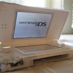 Nintendo DS y su juego NintenDogs
