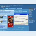 Fallo de Hotmail y condiciones de uso