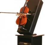 El violín que toca solito