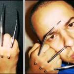 Piercing para parecerse a Lobezno
