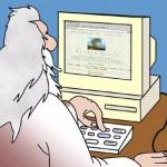 El nacimiento del mundo y la informática
