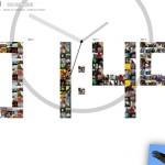 Un reloj vale más que mil imagenes