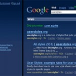 Google en negro nos ahorraría un cuarto de millón de euros al año
