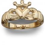 El anillo Claddagh