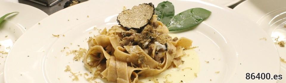 Cocina de Italia ¡de vuelta a la Universidad!