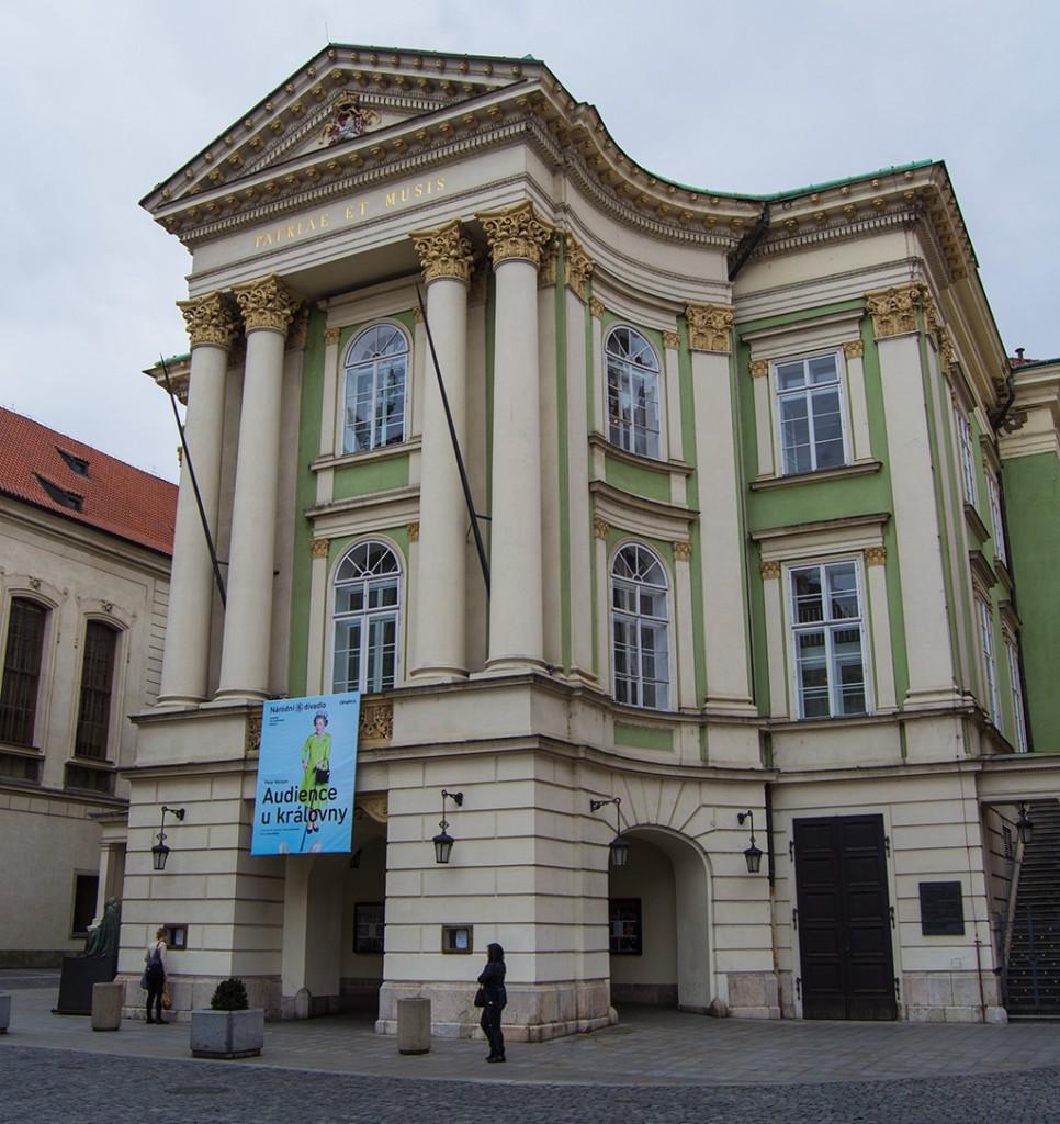 Teatro de los Estados. Foto: www.86400.es