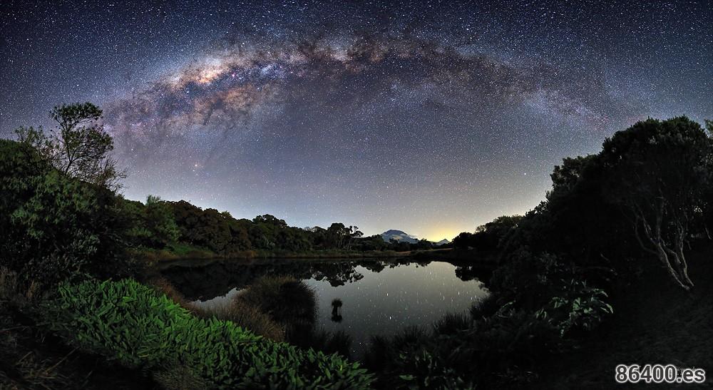 Observatorio cumple 20 años traduciendo imagenes de la NASA día a día