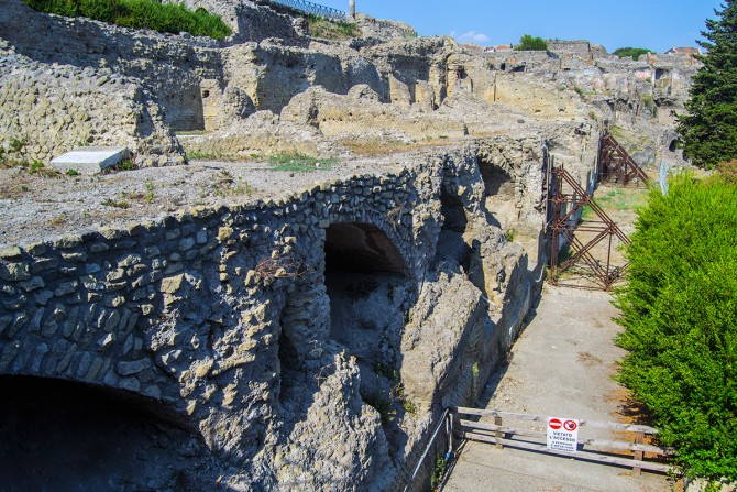 Catacumbas pompeya