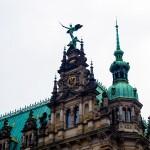 Hamburg Rathaus, el ayuntamiento