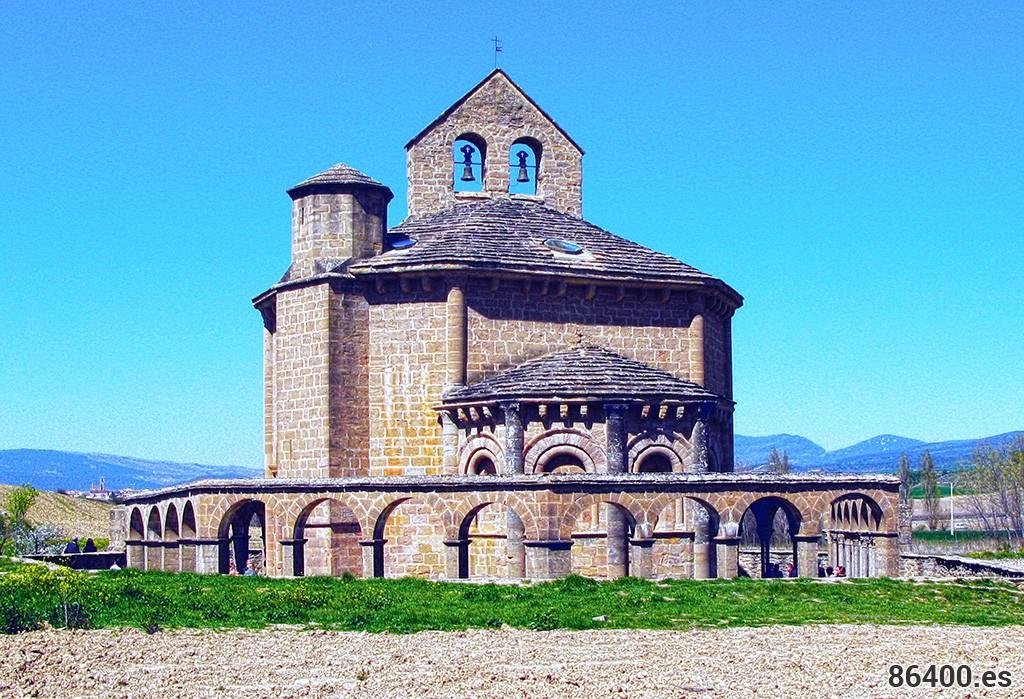Santa María de Eunate (Navarra)
