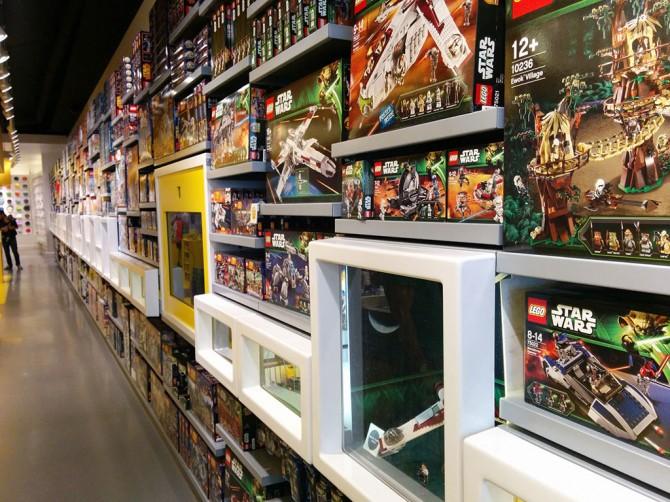 Lego Copenhague