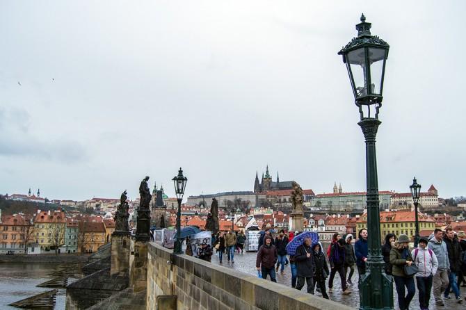 Praga en un día