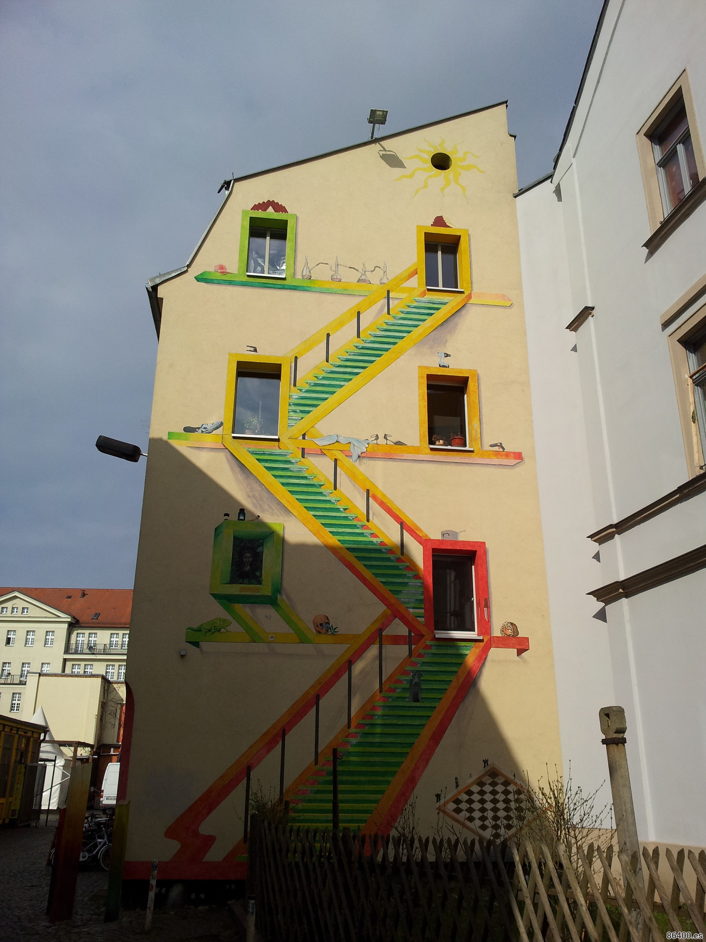 street neu