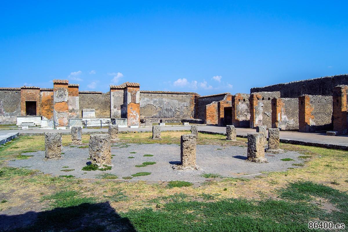 Mercado de Pompeya