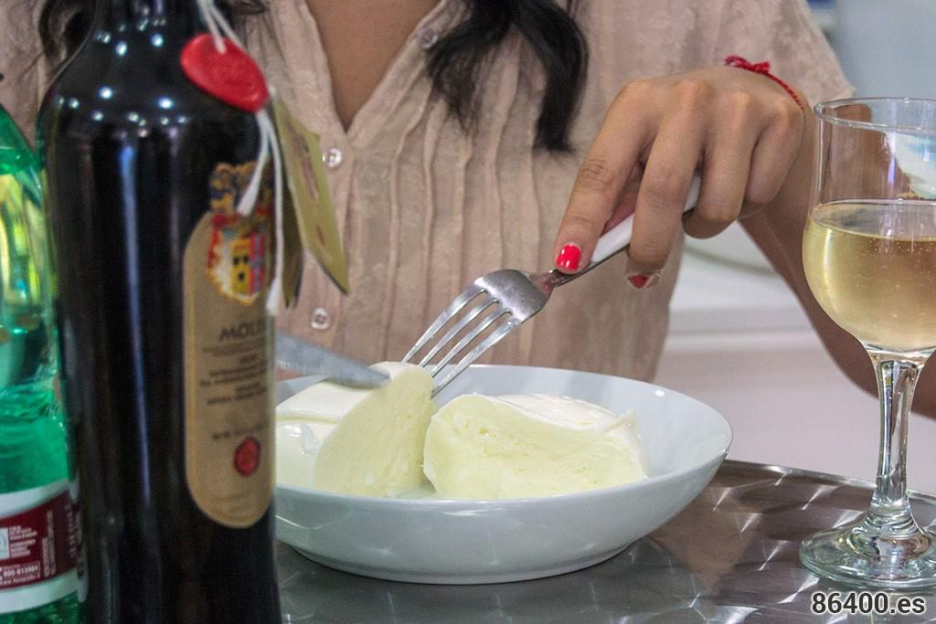 Degustación Le Chiccherie Roma