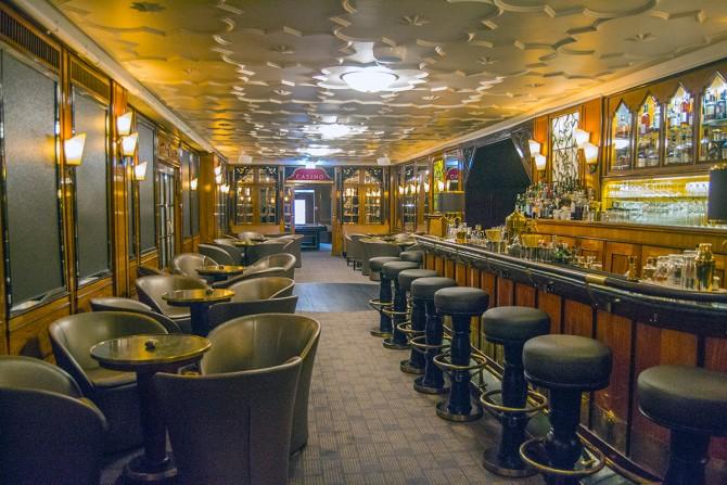 Bar Hotel Reichshof Hamburgo