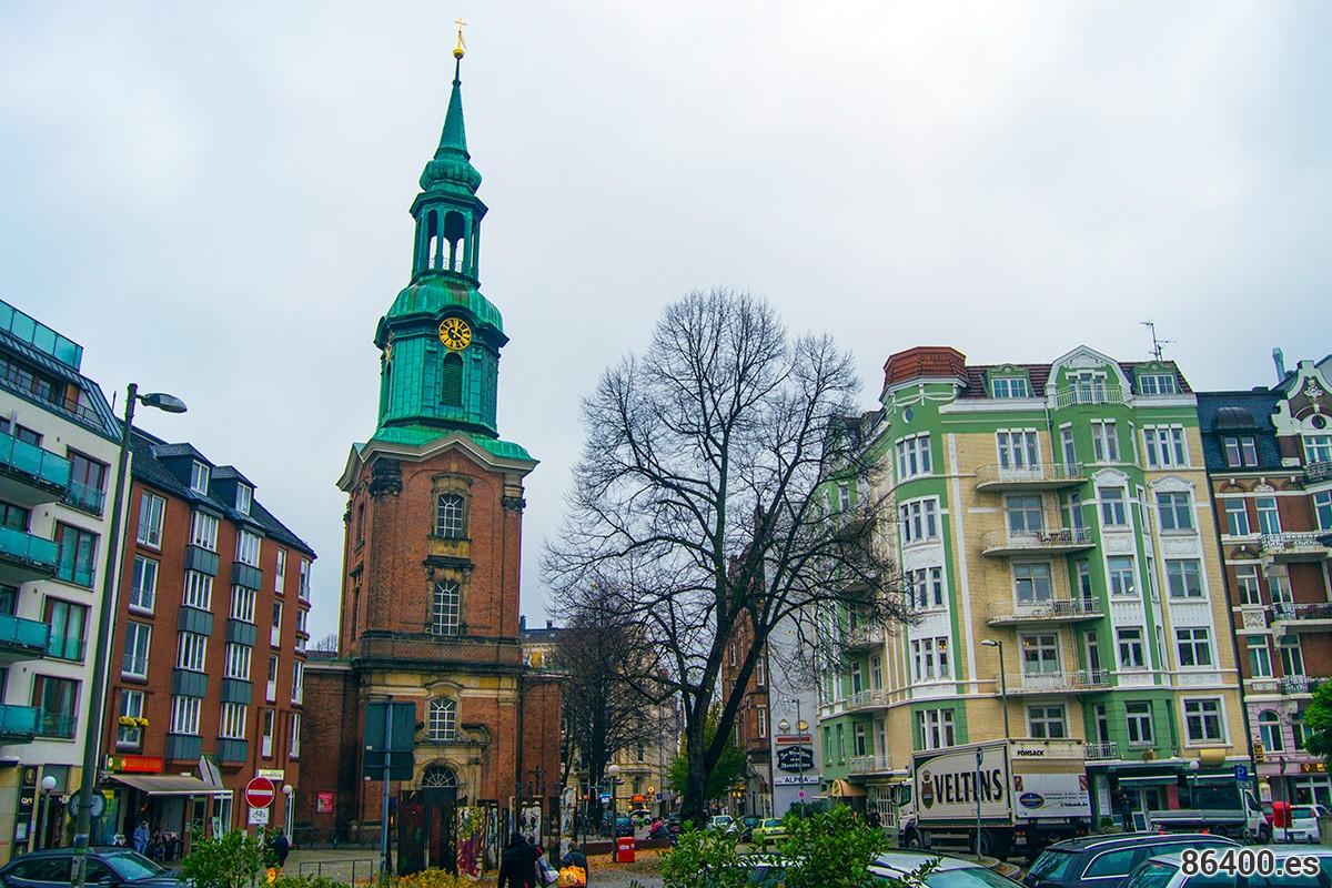 Iglesia de St. George Hamburgo