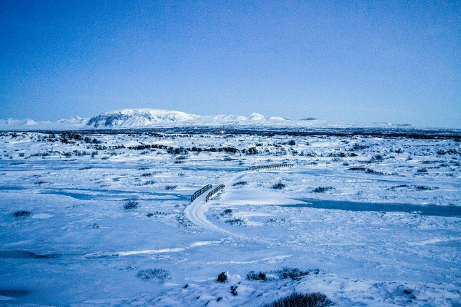 Llanura Þingvellir Islandia