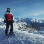 Alex esquiando en Formigal - 86400 Blog de viajes