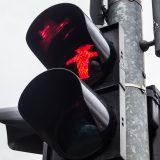 Ampelmann rojo