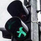 Ampelmann verde