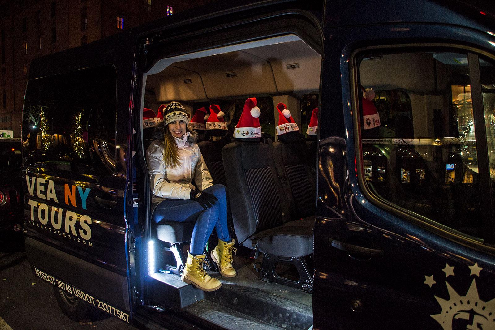Autobús VeaNY Tours - excursiones desde Nueva York