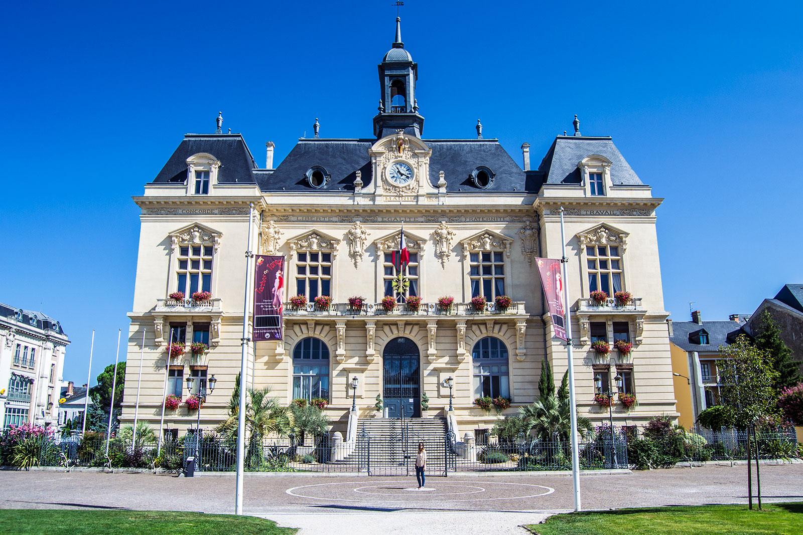 Ayuntamiento de Tarbes