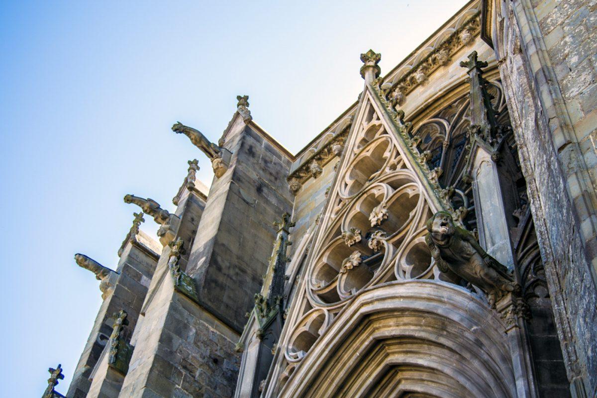 Basílica de Saint-Nazaire - que ver en Carcassonne