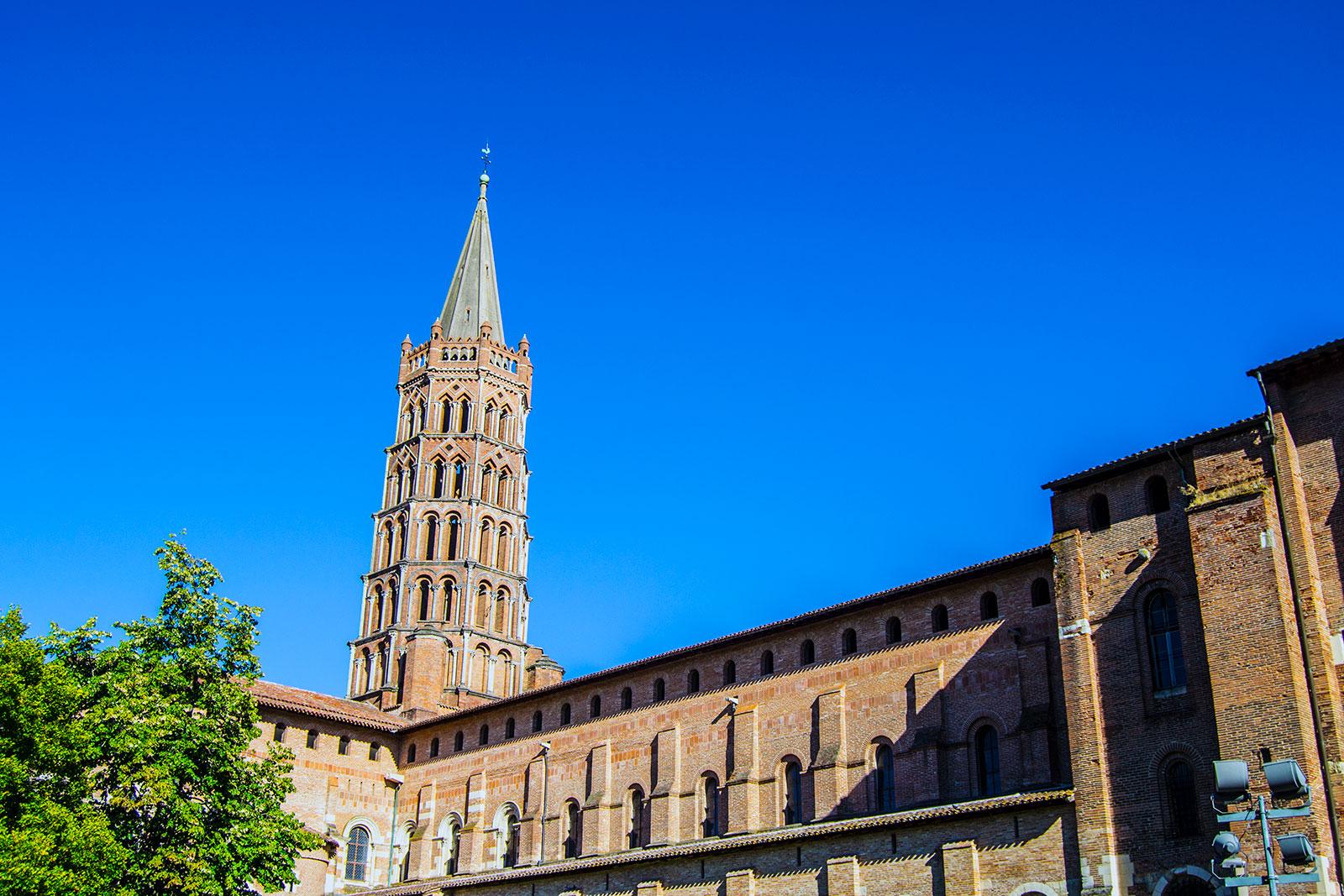 Basílica de San Sernín - que ver en Toulouse