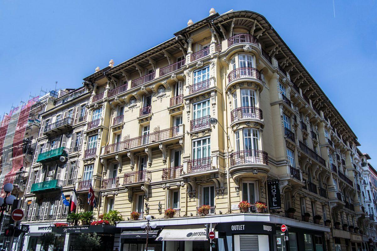 Best Western Plus Hotel Massena Nice - una tarde en Montecarlo