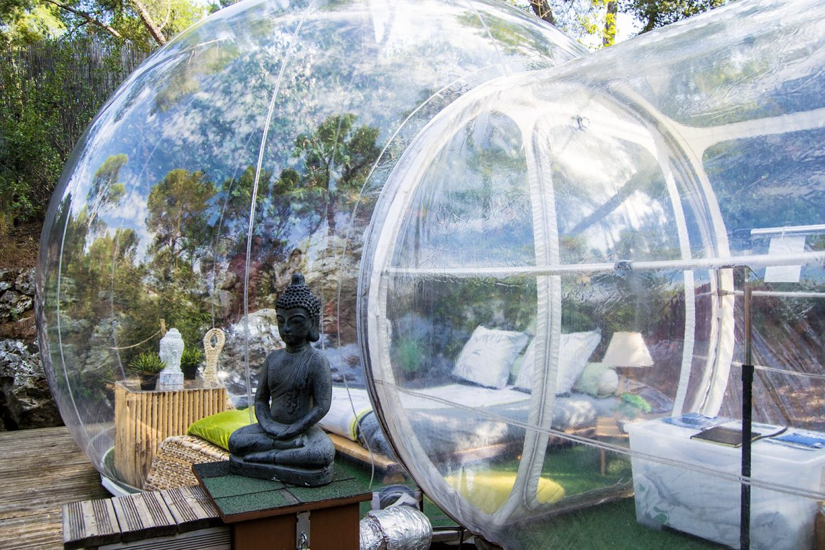 Burbuja Zen Attap'reves