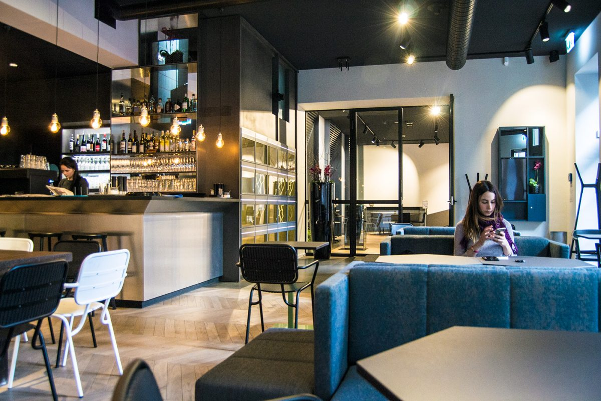 Cafetería Data Kitchen