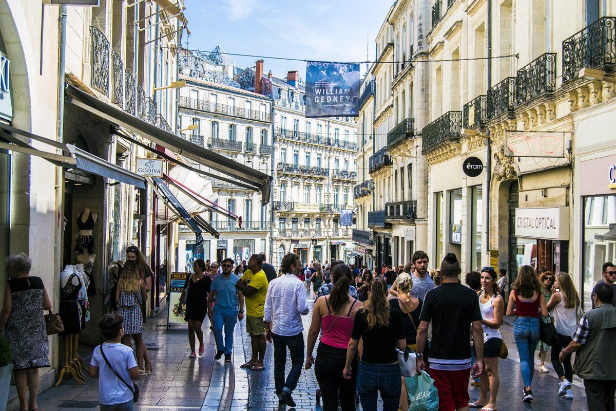 Callejeando en Montpellier - qué ver en Montpellier