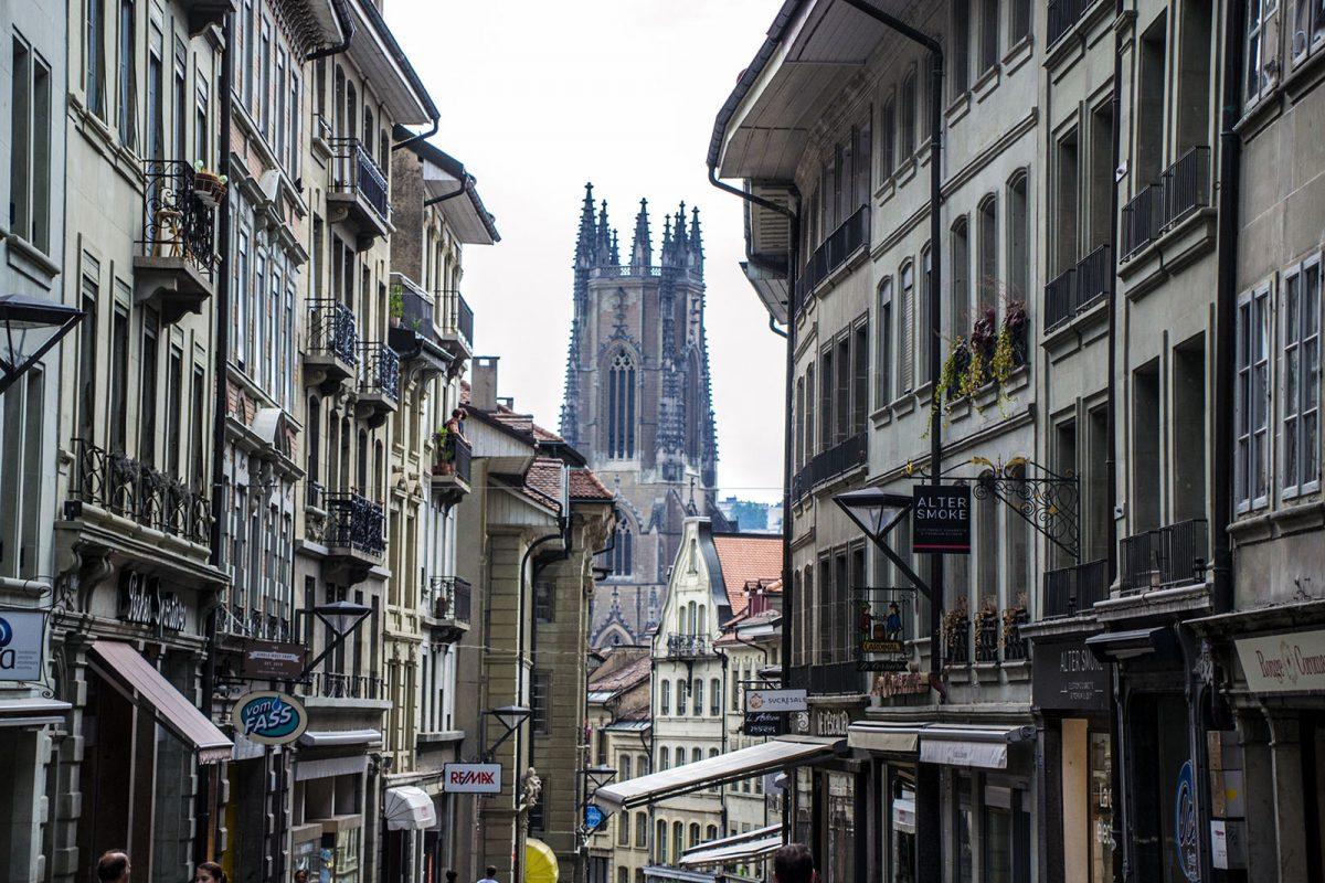 Calles de Friburgo 3 - qué ver en Friburgo