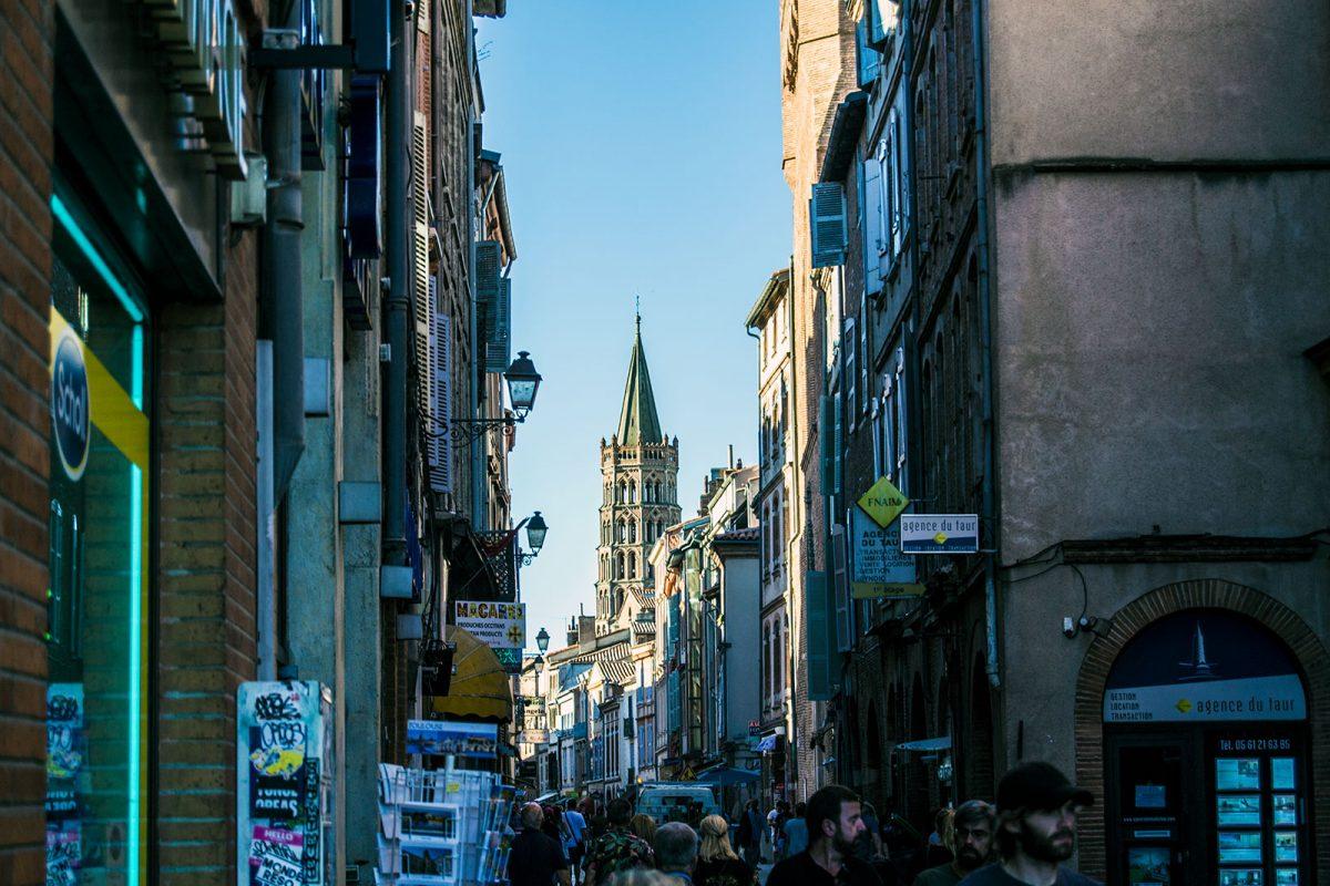 Calles y ambiente de Toulouse 2