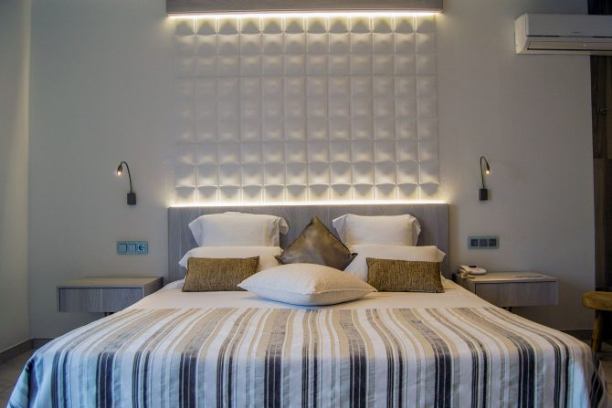 Cama Hotel Vistabella - regreso Costa Brava