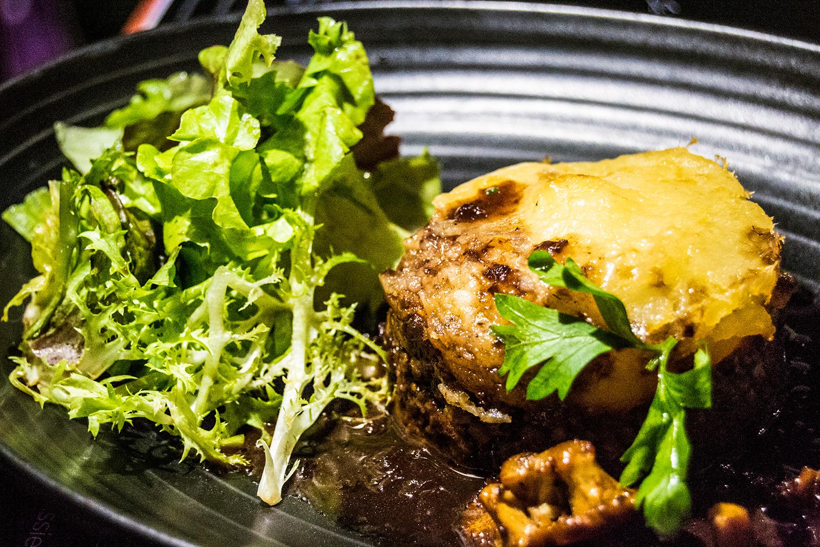 Carne restaurante Bistr'AU Nimes