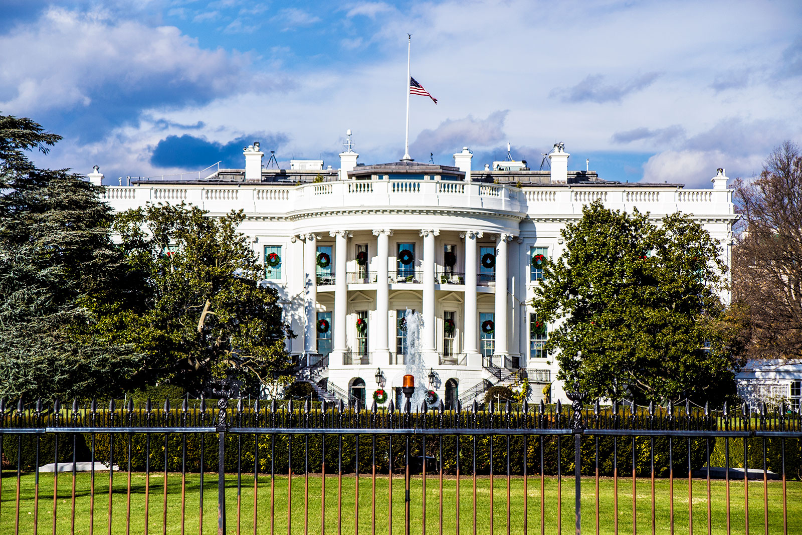 Casa Blanca - excursiones desde Nueva York