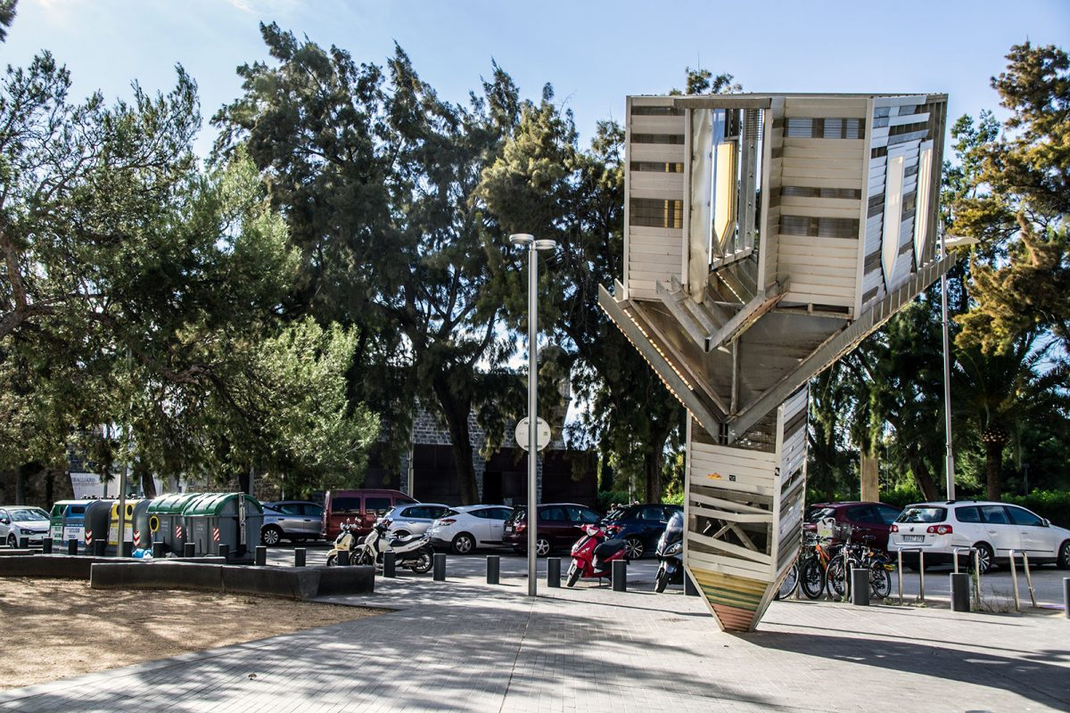 Casa del revés - qué ver en Mallorca