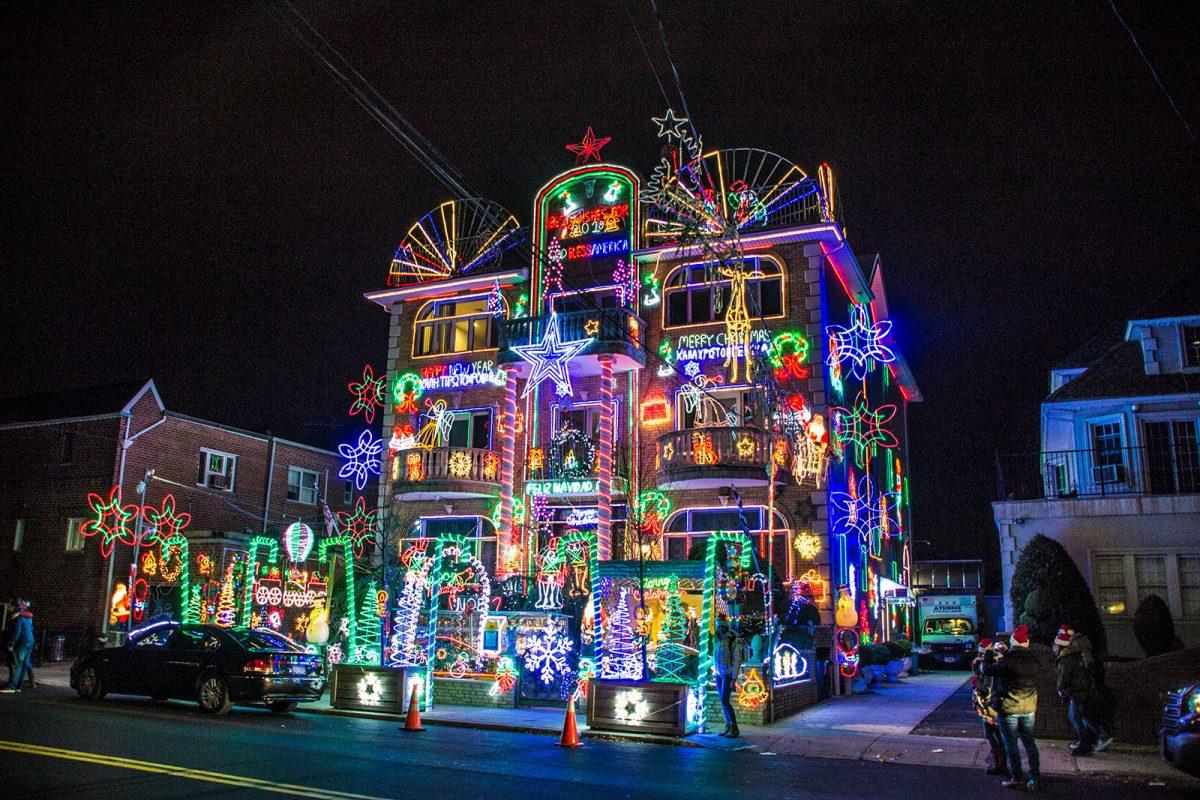 Casa luces 1 - excursiones desde Nueva York