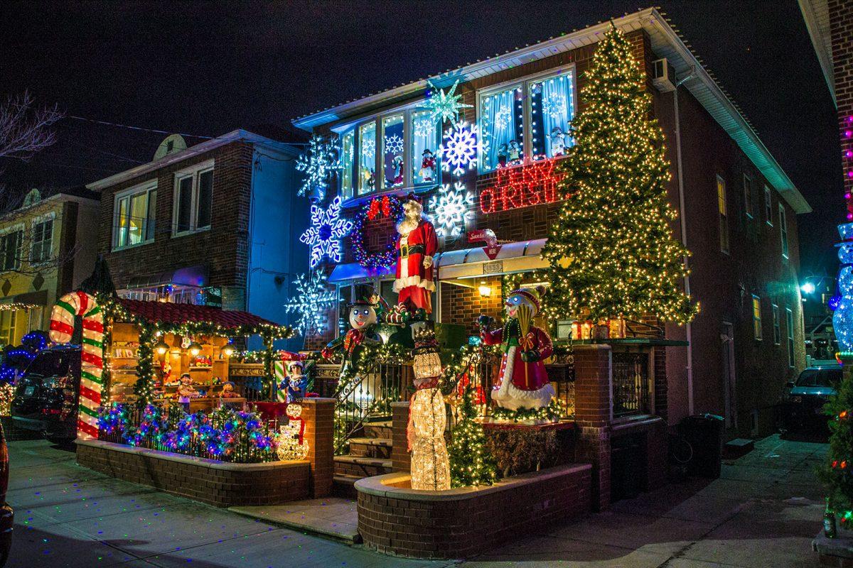 Casa luces 2 - excursiones desde Nueva York