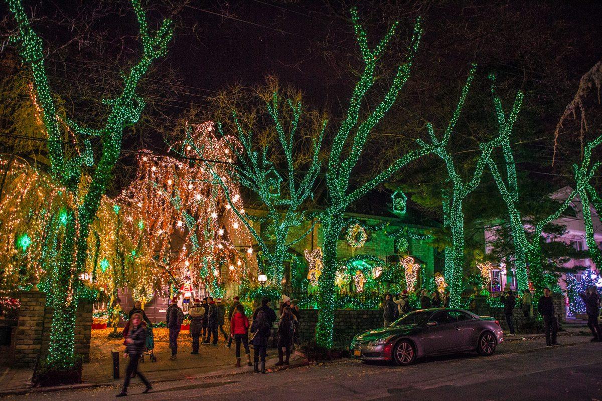 Casa luces 5 - excursiones desde Nueva York