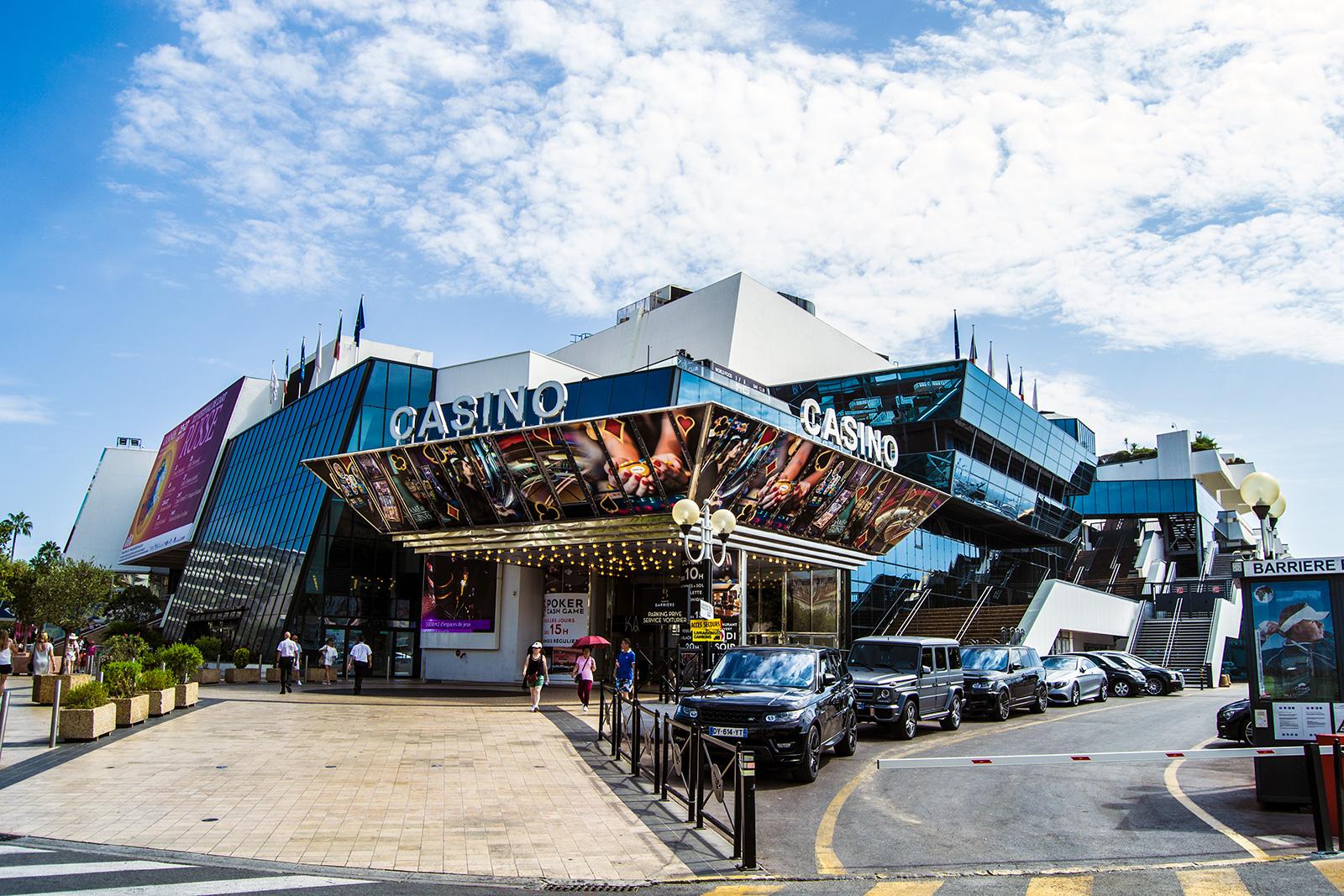 Casino de Cannes - Cannes en un día