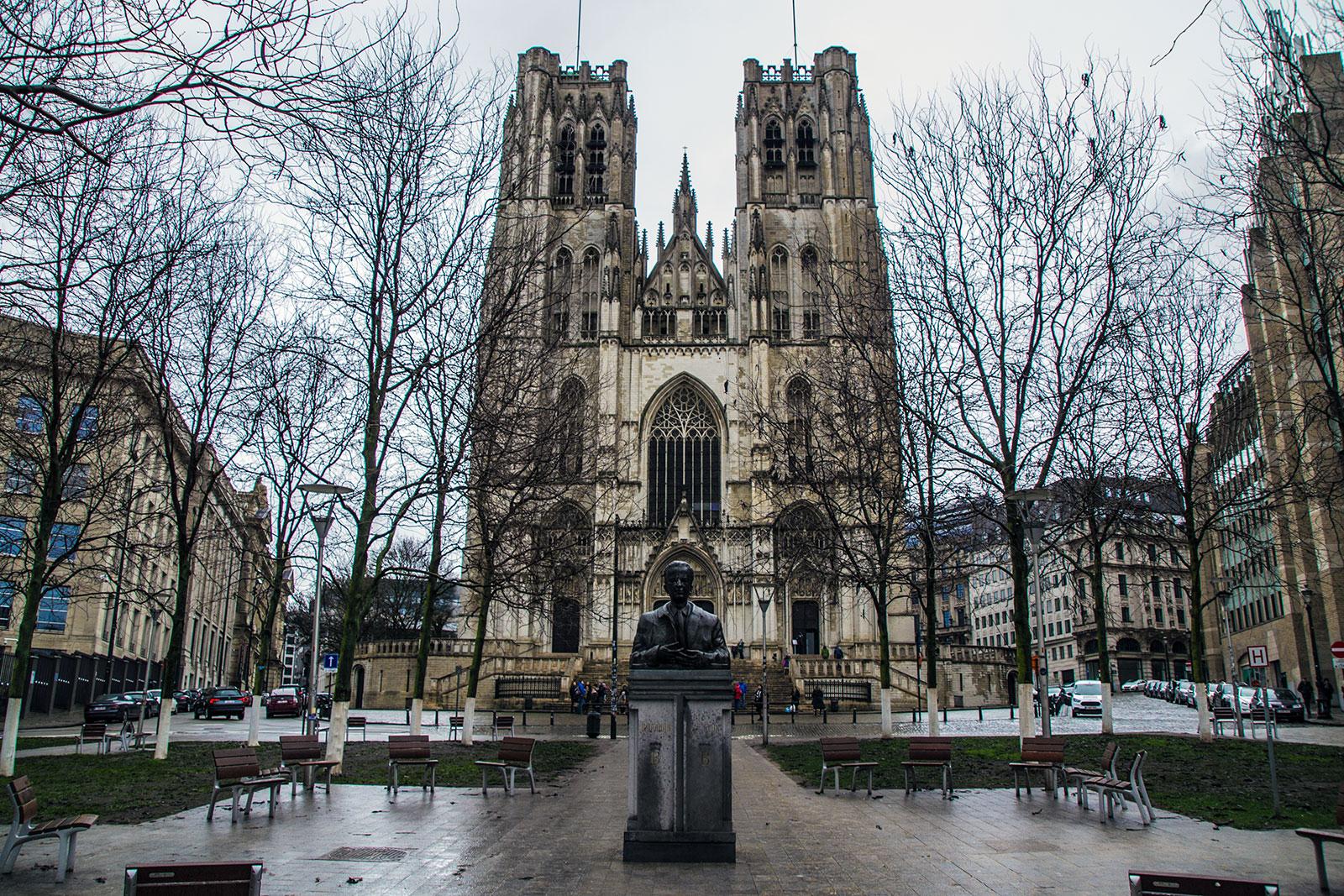 Catedral de Bruselas - que ver en Bruselas