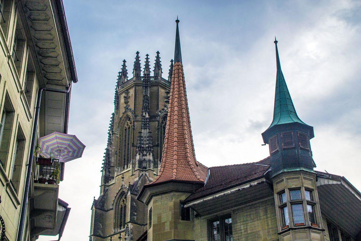 Catedral de San Nicolás Friburgo 2 - qué ver en Friburgo