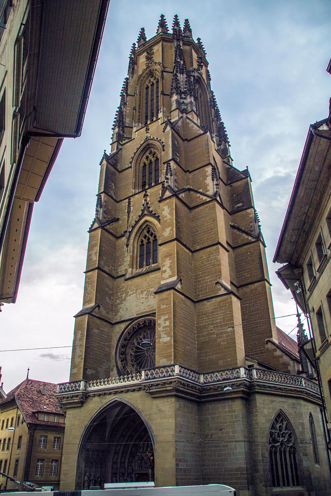 Catedral de San Nicolás Friburgo 4 - qué ver en Friburgo