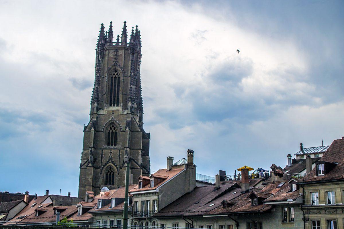 Catedral de San Nicolás Friburgo - qué ver en Friburgo