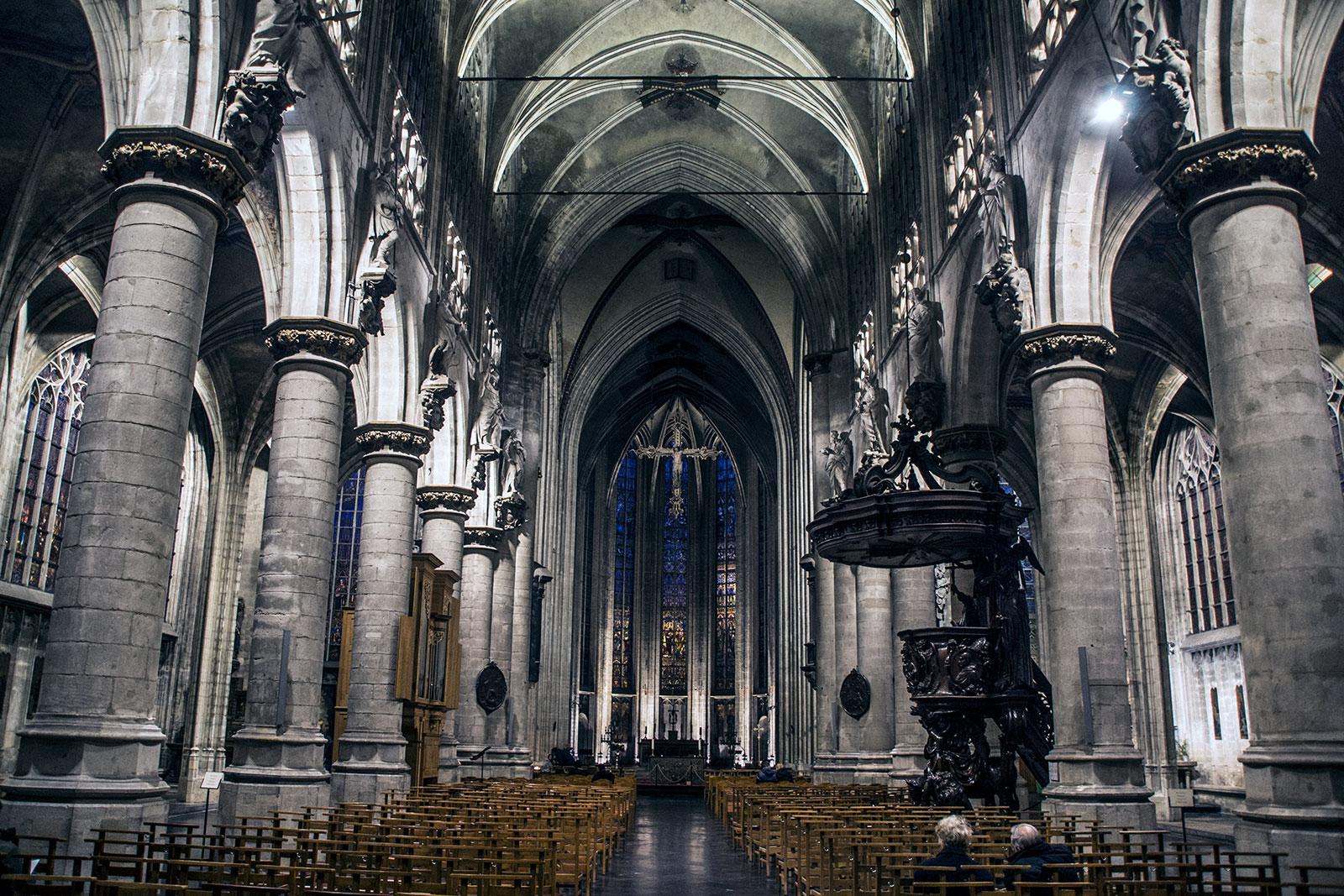 Catedral del Sablón - que ver en Bruselas