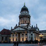 Catedral francesa de la plaza Gendarmenmarkt